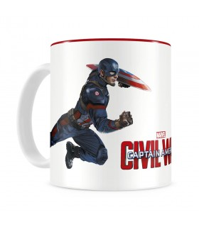 Cup Duel Iron Man, Marvel Civil War