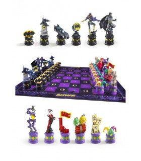 Chess Dark Knight Vs. The Joker of Batman