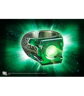 Bright ring of Green Lantern, DC Comics