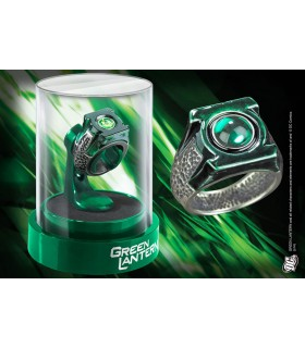 Ring of Green Lantern with stand, DC Comics