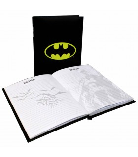 Book with light Batman, DC Comics