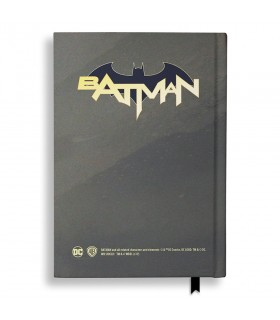 Book with Light Batman Batseñal, DC Comics
