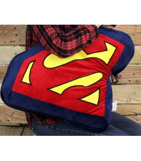 Cushion logo Superman, DC Comics