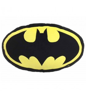Cushion oval logo Batman, DC Comics