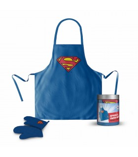 Apron and mitten Superman, DC Comics