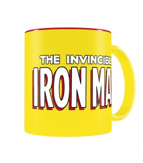 Cup logo, Ironman, Marvel Comics