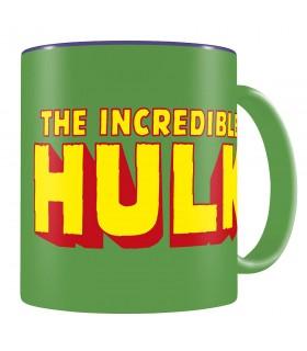 Cup logo Hulk, Marvel Comics