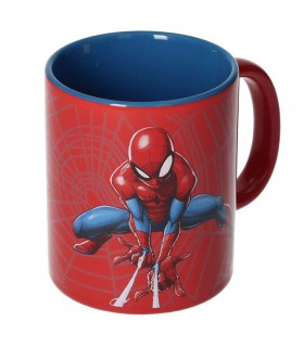 Cup logo Spiderman, Marvel Comics