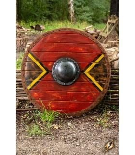 Shield LARP Viking Thegn, latex