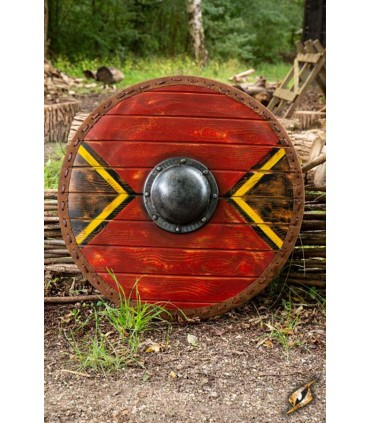 Shield LARP Viking Thegn, latex