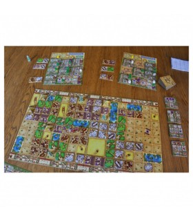 Board game Fertility, ancient Egypt (in Spanish)