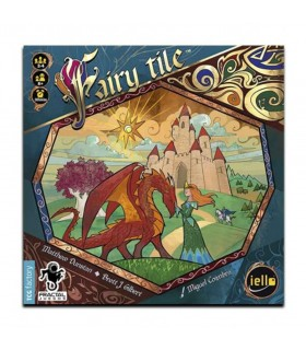 Board game Fairy Tile, medieval kingdom (in Spanish)