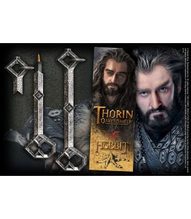 Pen and Mark up pages-key of Thorin, The Hobbit