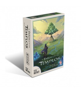 Board game The Riddle of the Temples (In Spanish)
