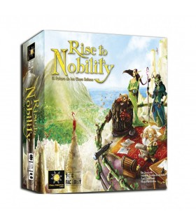 Board game Rise to Nobility (In Spanish)