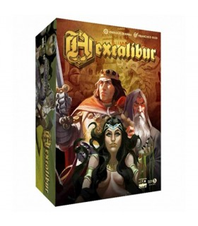 Board game Hexcalibur (In Spanish)