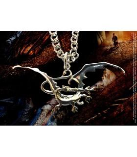 Pendant dragon Smaug, The Hobbit
