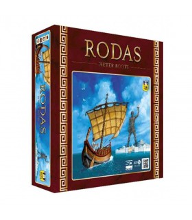 Board game Rhodes (in Spanish)