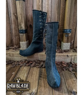 Boots medieval of Browser Kaspar, black
