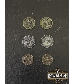 Currency of Ancient Egypt, silver finish