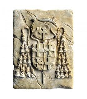 Footprint Historic Seal of Cardinals, 20 x 15 cm