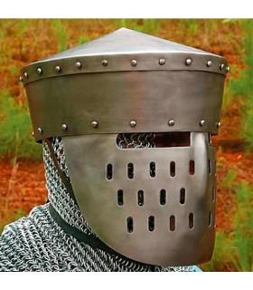 Helmet Knight Medieval transition