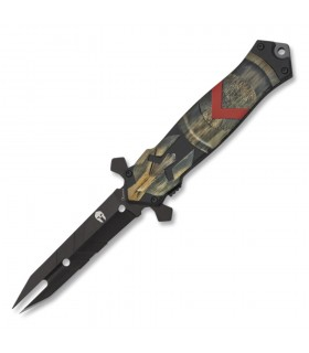 Army knife Spartan collection, opening FOS