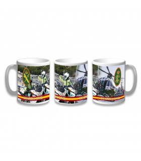 Cup Ceramic Guardia Civil