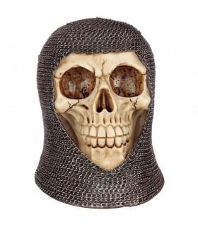 Miniature skull medieval executioner medieval