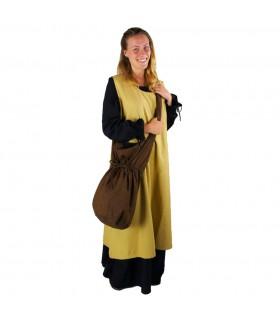 Messenger purse Leti brown