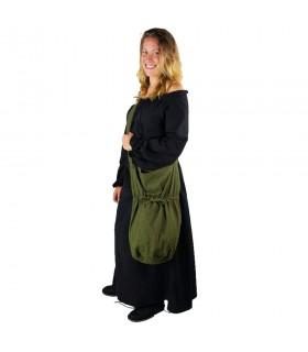 Messenger purse Leti green