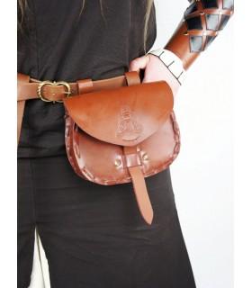 Bag, Celtic Knot Bag Erin on skin