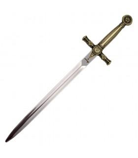 Masonic swords Masonic, bronze finish