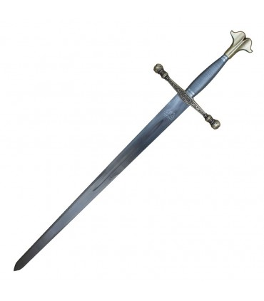 Sword Charles V by Marto Forging, brass