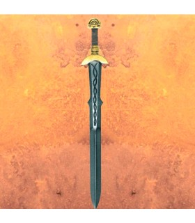 Royal sword Cimmeria in latex, 87 cm