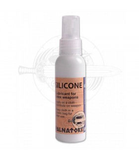 Silicone Spray for maintenance of weapons latex, 60 ml.