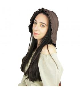 Crespina peasant medieval model Silke