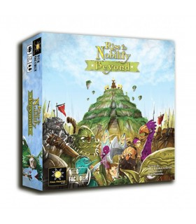 Expansion Board game Rise to Nobility and Beyond (In Spanish)