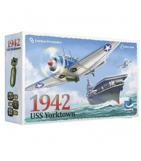 Board game 1942 USS Yorktown, in Spanish
