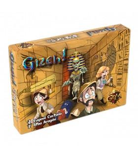 Board game Giza (Spanish, French, English, German)