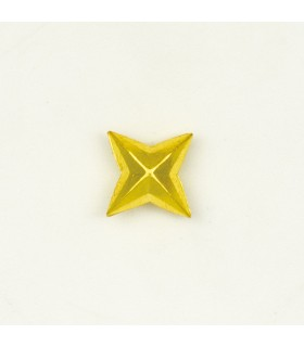 Star 4-pointed metal for uniform