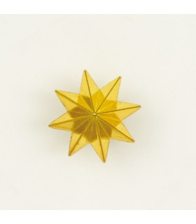 Star 8 pointed metal for uniform