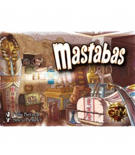 Game of the month Mastabas, in Spanish