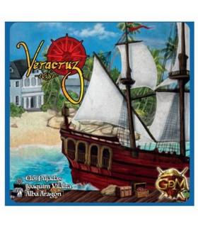 Board game Veracruz 1631, in Spanish