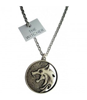 Pendant wolf Geralt of Rivia The Witcher, NOT official