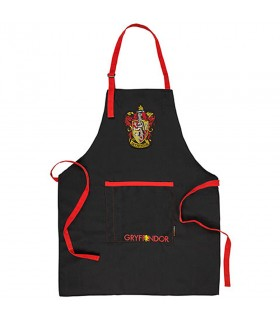 Apron house Gryffindor from Harry Potter