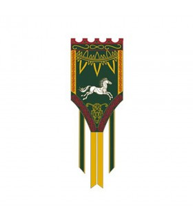 Flag-Royal Banner of Rohan V