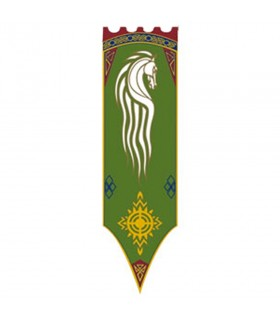 Flag-Royal Banner of Rohan I