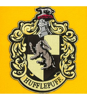 Flag wall of the House Hufflepuff, Harry Potter