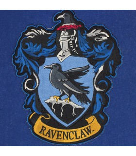 Flag wall of the House Ravenclaw, Harry Potter